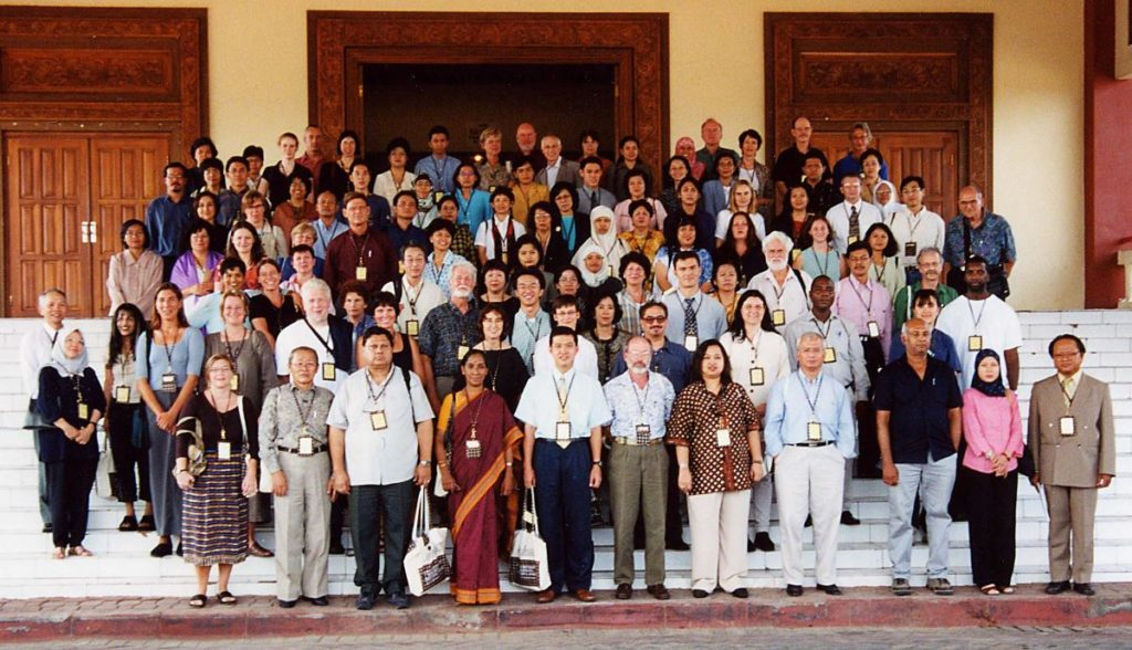 Yogyakarta, 2002 (entire Congress)