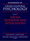 Vol. 3: Social Behavior and Apllications